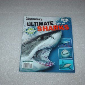 Discovery Ultimate Book of Sharks